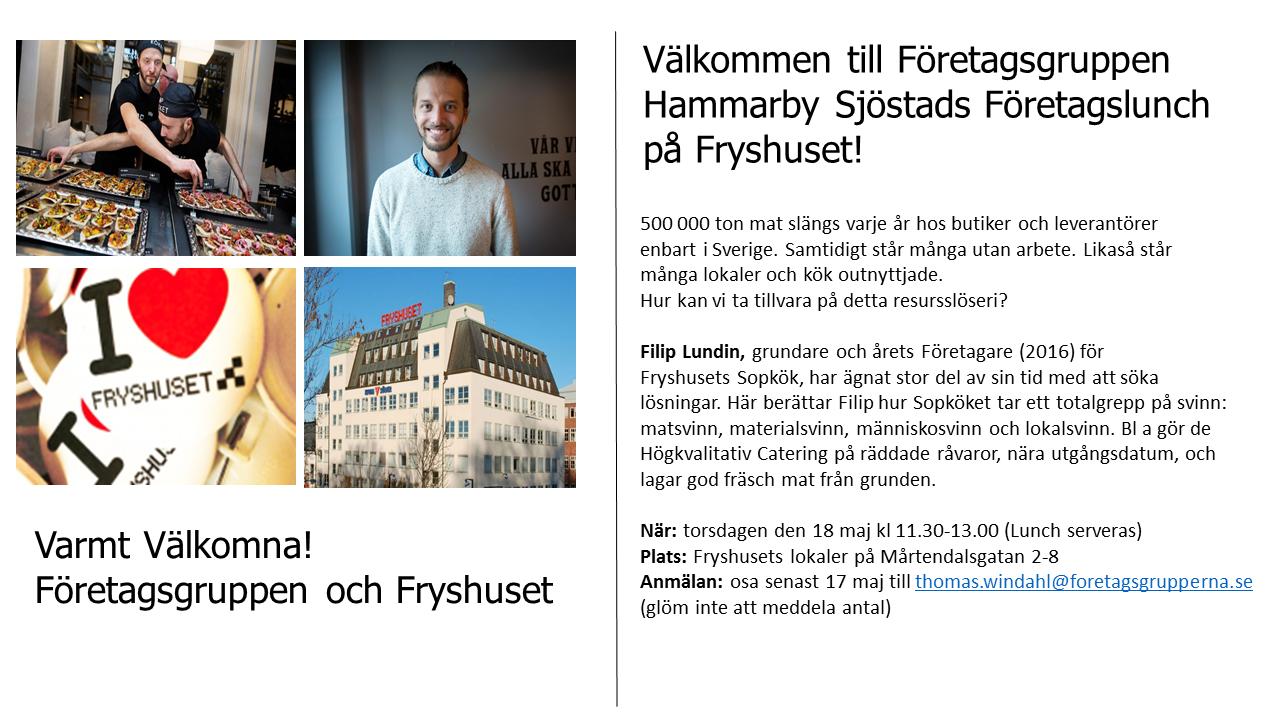 Nyheter - Hammarby Sjstad - FGS